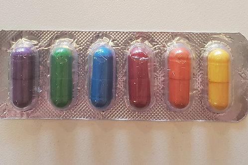 Easter Egg Dye 6pack capsules