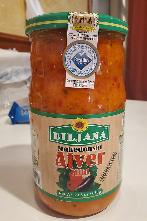 Biljana Ajvar Mild