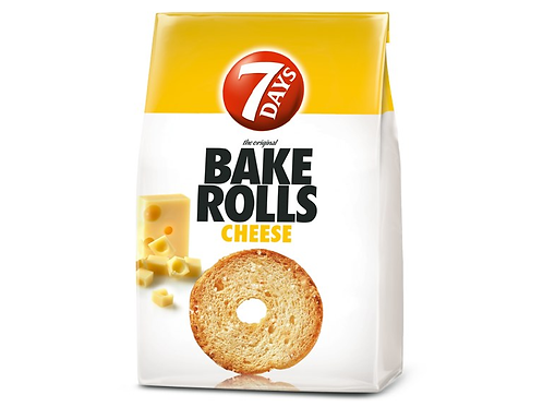 Bake Rolls Cheese *CLEARANCE*