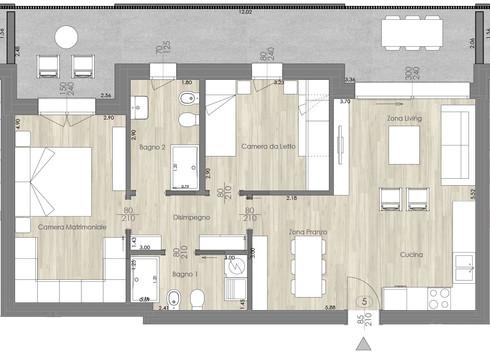 Appartamento 5