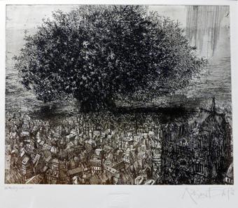 Rainer Ehrt. Stadt-Baum