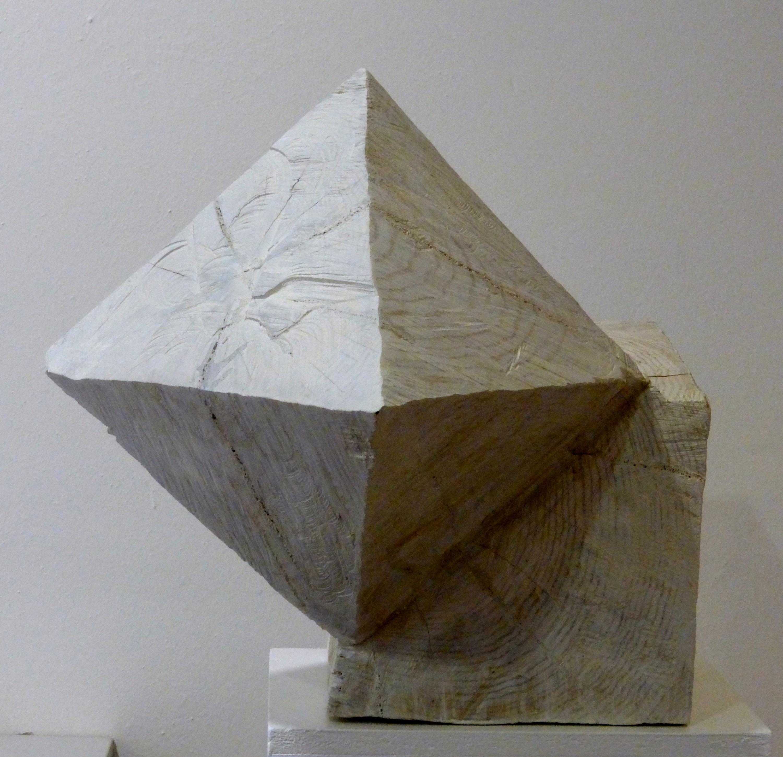 Jean Kirsten. Hexaeder+Oktaeder