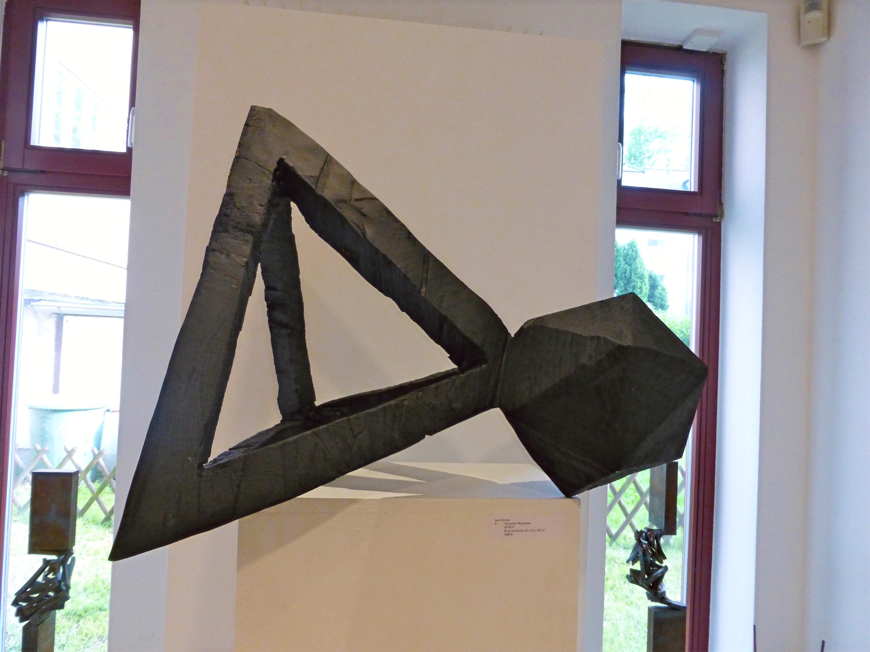 Jean Kirsten. Tetraeder+Ikosaeder