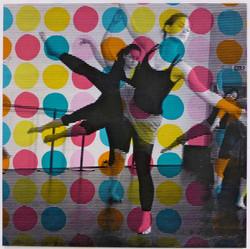 Jean Kirsten. Tanzszene