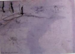 Hans Winkler. Unter dem violetten Gebirge