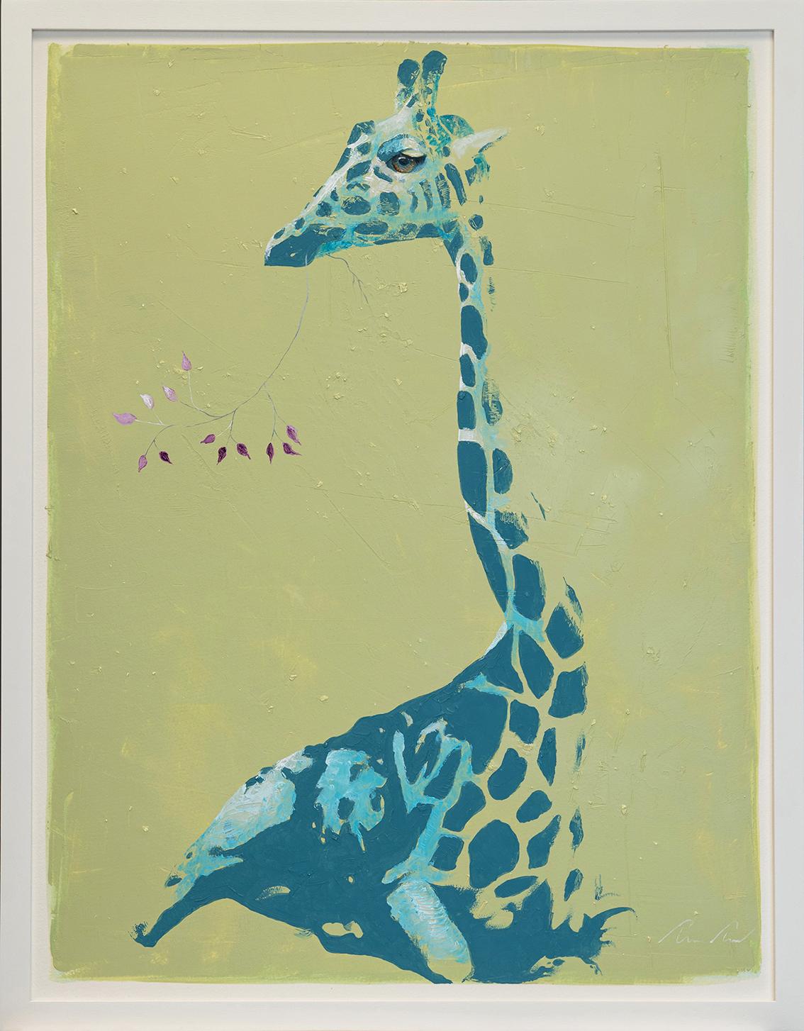 Lezzueck Coosemans_Giraffe