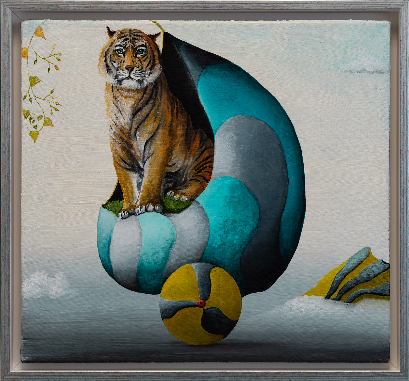 Lezzueck Coosemans_Der_Tiger