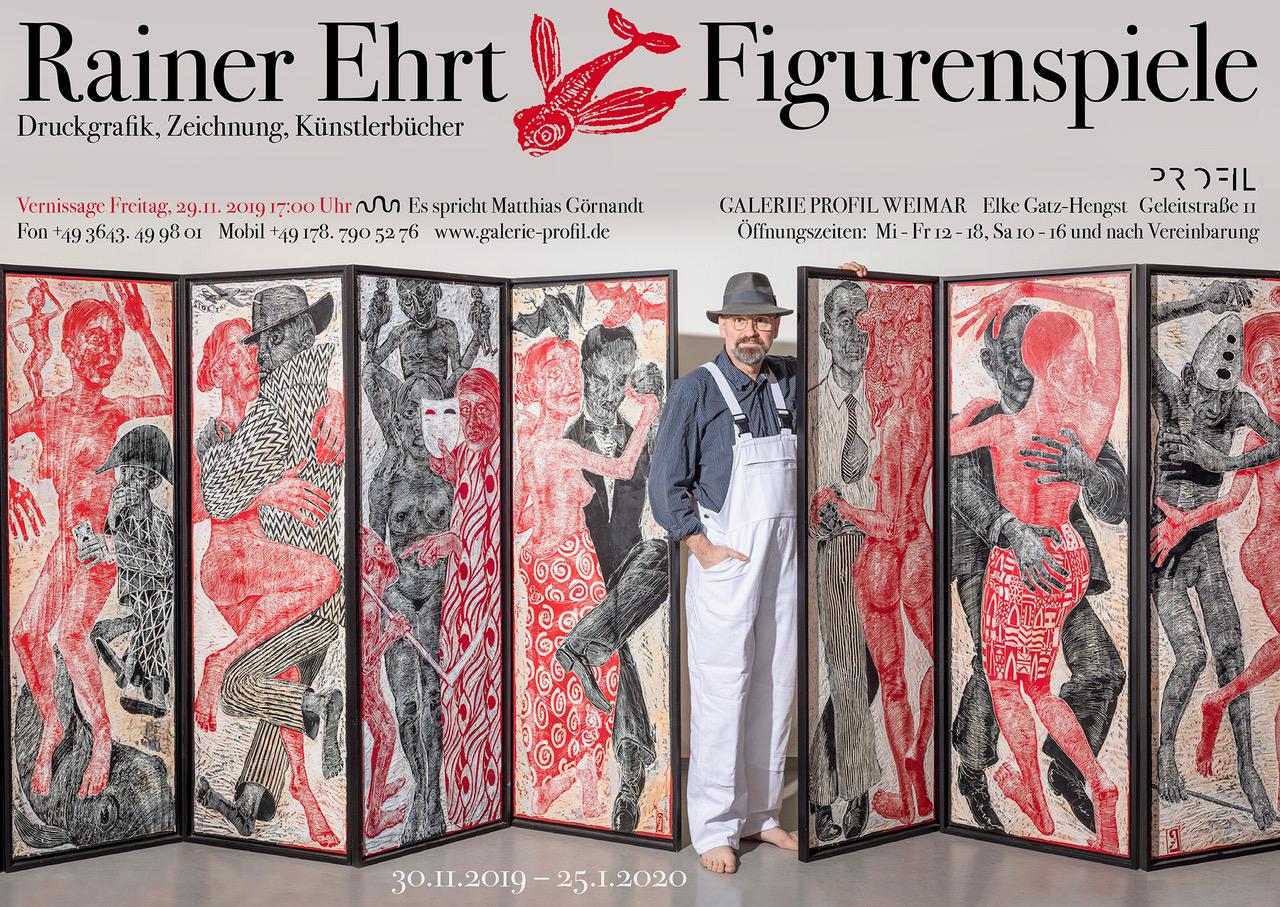 Rainer Ehrt. Figurenspiele