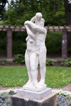 Walter Sachs. Tanzendes Paar