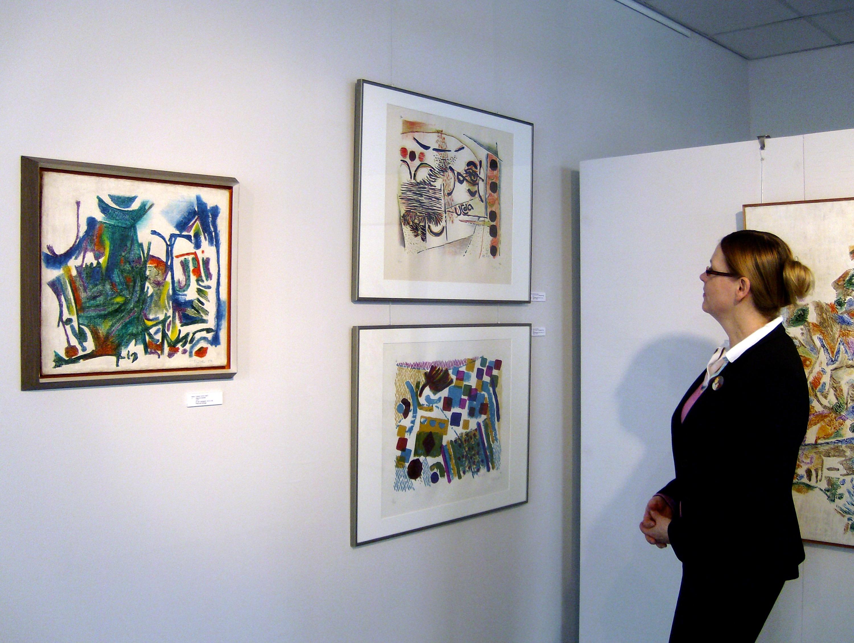 Heinz Trökes. Ausstellung zum 100.