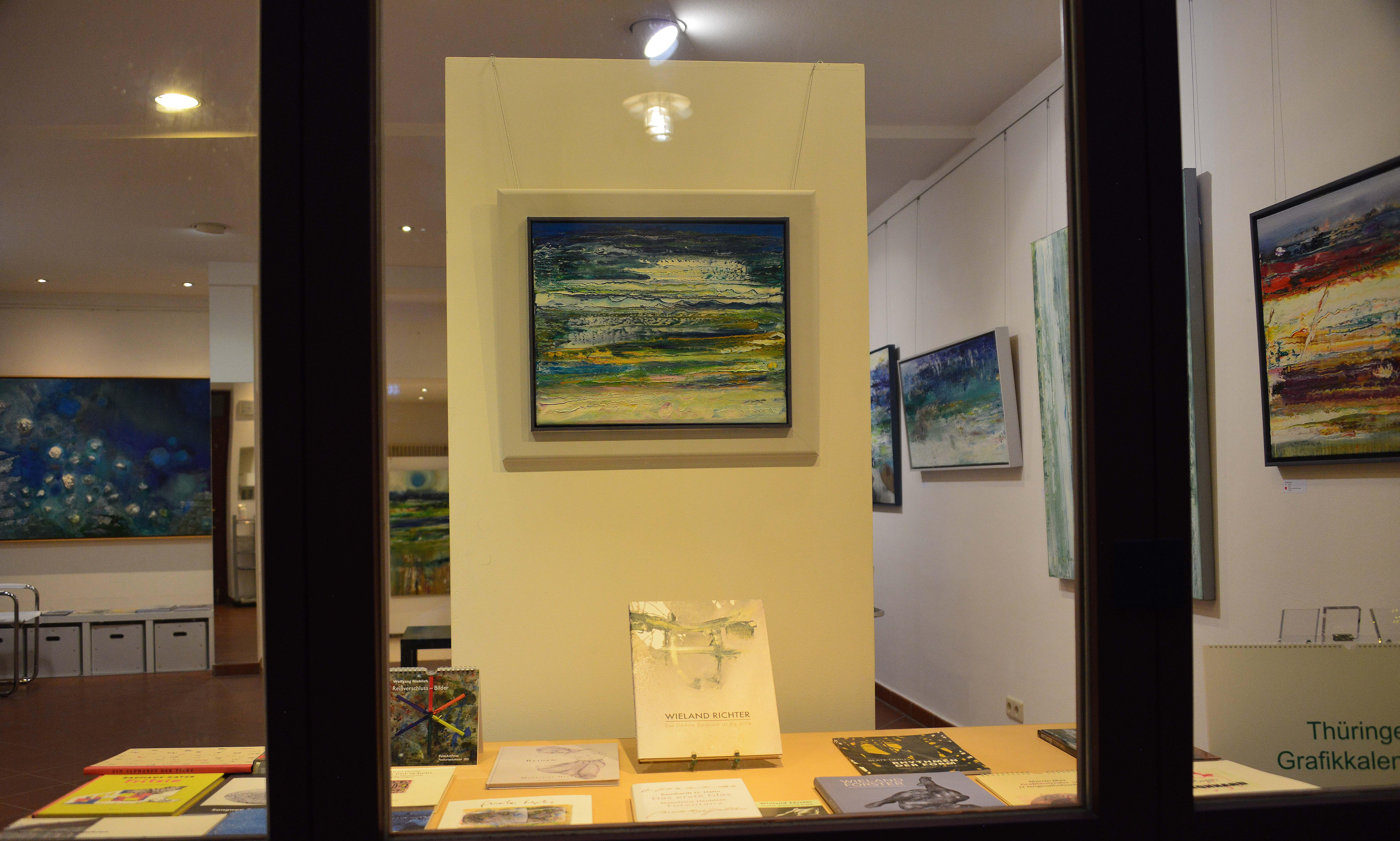 Wieland Richter - Ausstellung