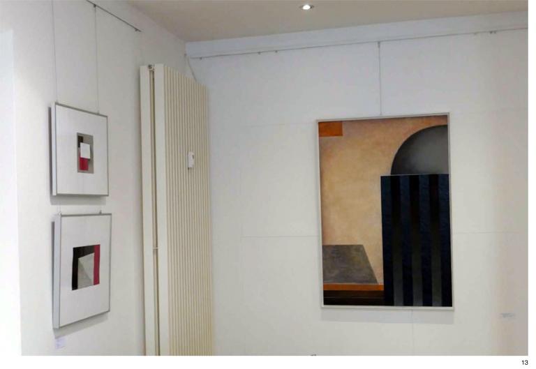 Rudolf Ortner. Abstrakte Reale Welt