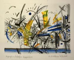 Adelheid Eichhorn. angeregt von Prokofjew-Komposition
