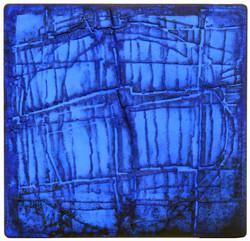 Gerd Kanz. Ultramarinblau
