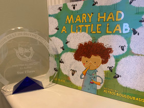 Best in Rhyme WINNER: Mary Had a Little Lab!