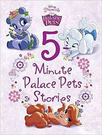 5 Minute Palace Pets Stories