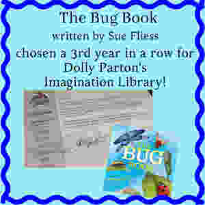 Bug Book chosen again for Imagination Library