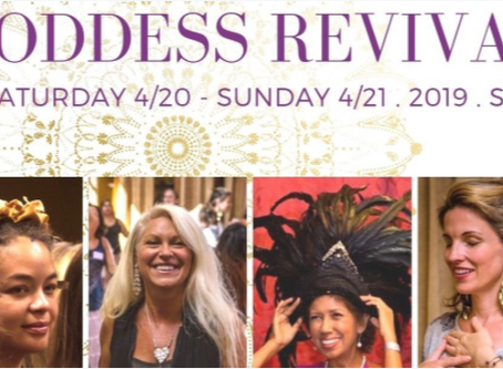 12 Great Goddess Events Happening Around the World in 2019