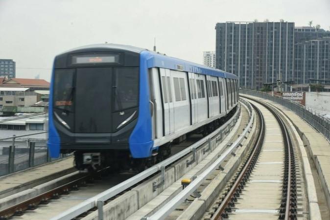 MRTA Blue Line