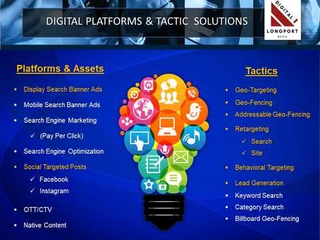 Longport Digital Tactics & Solutions to Grow Your Business