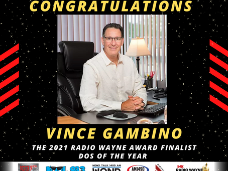 Longport Media's Director of Sales - Vince Gambino - Finalist For DOS Of The Year