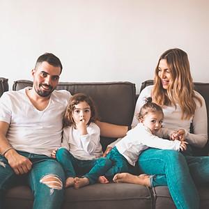 Mizrahi Family at Home Session