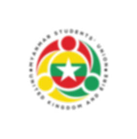 Logo of Myanmar Students' Union UK and Éire