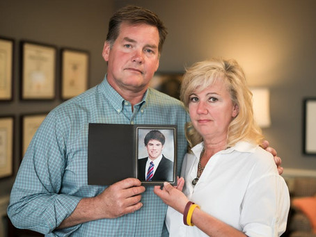 Parents of U of M student who froze hope that SCOTUS will consider their case