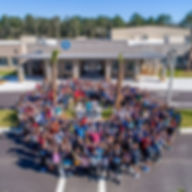 Oceanside Collegiate Academy Landsharks 2018-9