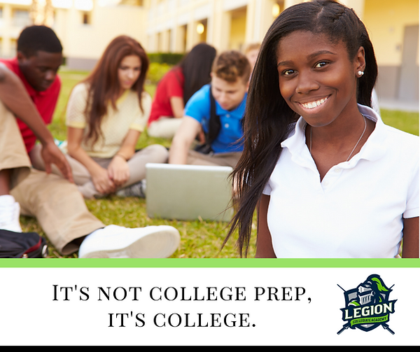 Copy of It's not college Prep, it's coll