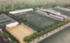 Rendering of propsed sports complex for Oceanside Collegiate Academy