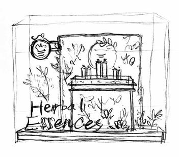Herbal-Essences-Window-Display-sketch4.j
