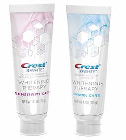 Crest Therapy Toothpaste  | Paradise Design 沛綠地設