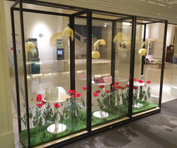 Chimei Museum Window Display
