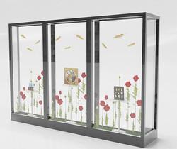 Chimei Museum Window Display Side