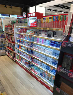 HK Mannings Store OralCare Center