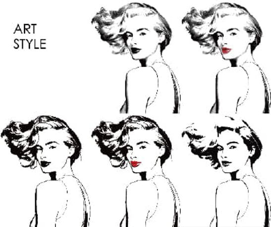VS Model Illustration