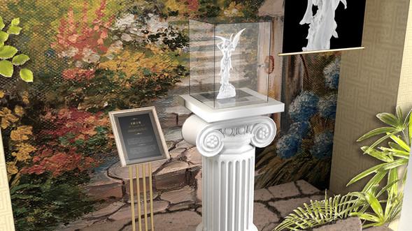 奇美博物館 櫥窗設計 | Paradise Design 沛綠地設計