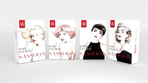 VS Hari Fashion Pack Design | Paradise Design 沛綠地設計