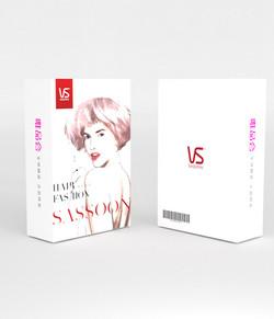 Vidal Sasson VIP Pack Design
