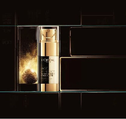 L'Oreal H5 Advertising