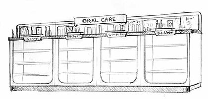 Oral Care Center Sketch-4