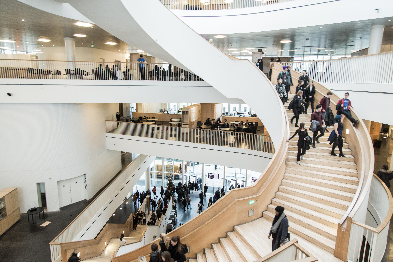 Orestad Gymnasium, Denmark