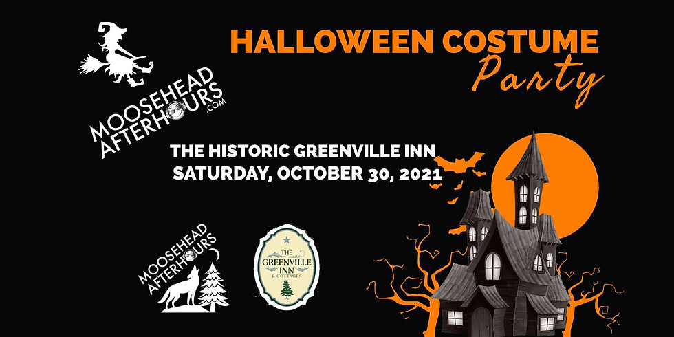 Halloween Costume Party at the Historic Greenville Inn