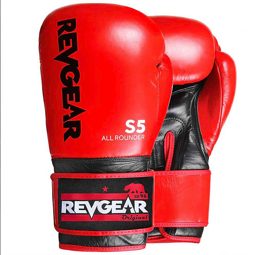 S5 All Rounder Leather Training Glove
