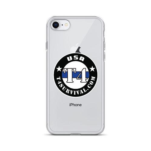 T4 Survival iPhone Case