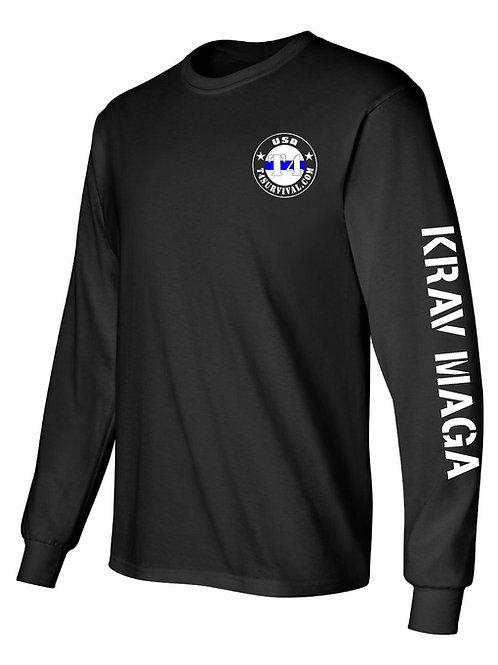 T4 Survival Krav Maga Long Sleeve Shirt