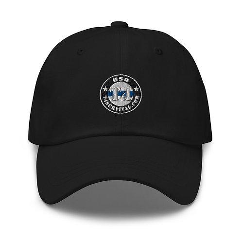 T4 Survival Dad hat