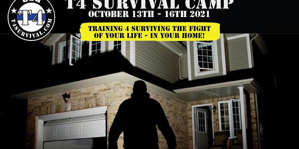 T4 Survival Home Defense Camp October 2021