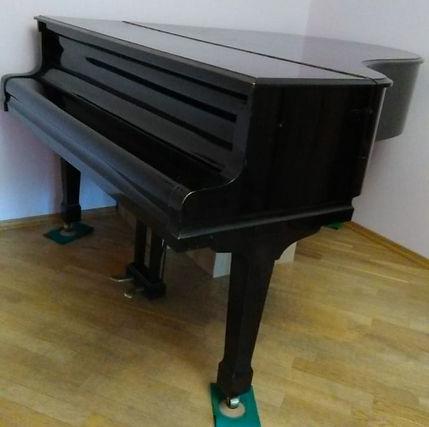 Прекрасный вид б/урояля August Förster (Август Ферстер)  политура рояля в отличном состоянии.